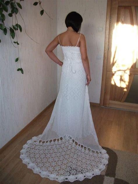 Top 25 Best Crochet Wedding Dresses Ideas On Pinterest