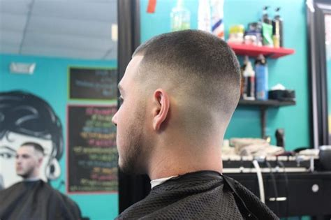 Military Haircuts : 15 Best Marine Haircut High and Tight