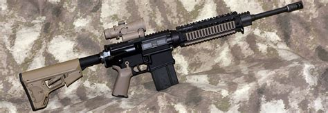 Build An Armalite Ar10 From Parts  Build Ar 10  Ar10 Lower