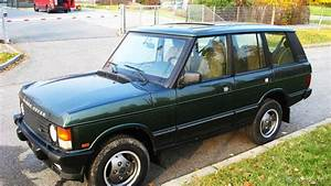 1990 Land Rover Range Rover Suv Specifications  Pictures