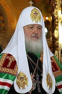 Patriarch of Moscow and all Rus' - Wikipedia, the free ...
