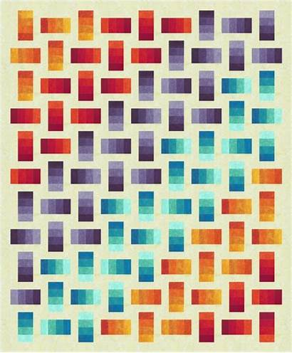 Rhyming Pattern Colors Quilt