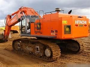Hitachi Zaxis 650  650lc