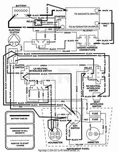 Scag Ssz-18cv-48  3440001-3449999  Parts Diagram For Electrical Wiring Diagram