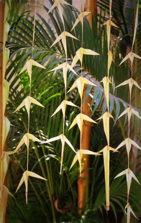 coconut leaves  decoration  pinterest