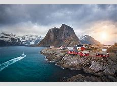 Lofoten, Norway Addison Magazine