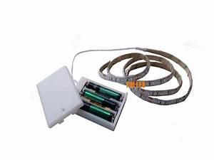 Led Streifen Batterie : led leiste streifen band 100cm batterie box schalter licht batteriebetrieben ~ Eleganceandgraceweddings.com Haus und Dekorationen