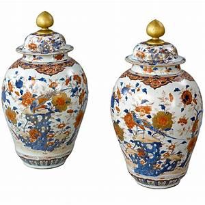 Chinese, Imari, Vases
