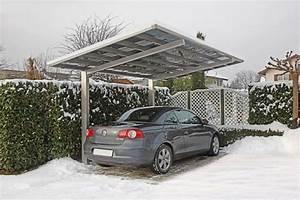 Carport Alu Freitragend : carport linea 110 ~ Frokenaadalensverden.com Haus und Dekorationen