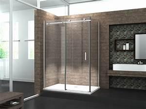 Dusche Ohne Duschtasse : duschkabine tela 140 x 90 x 195 cm ohne duschtasse glasdeals ~ Indierocktalk.com Haus und Dekorationen