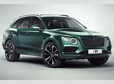 Bentley Bentayga goes all horsey with oneoff special