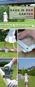Schwebebalken Selber Bauen : kleine ballerina einen balancierbalken bauen garten ~ Buech-reservation.com Haus und Dekorationen