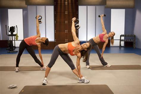 kettlebell exercises beginners jillian michaels shred weights workout exercise beginner swing dvds dvd fitness adjustable variation