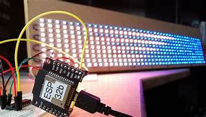 How To Drive Rgb Leds With Esp32  U0026 Esp8266