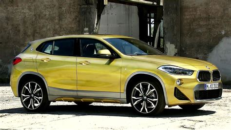 2018 Bmw X2  Interior Exterior And Drive Youtube