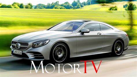 New 2018 Mercedesbenz S Class Coupe' (s450s560) L Beauty