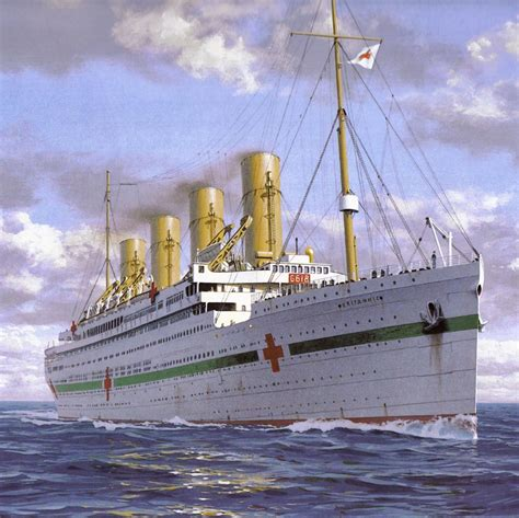 Sinking Of The Hmhs Britannic by 100 Sinking Of The Hmhs Britannic Maritimequest