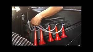 Dixie Horn  Dukes Of Hazzard Horn  Kit Installed By Last