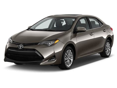 Image: 2017 Toyota Corolla LE Eco CVT Automatic (Natl ...