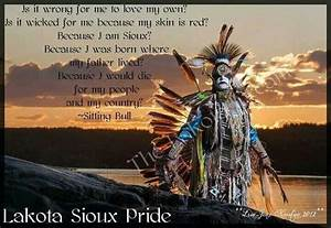 Sioux Quotes An... Sioux Chief Quotes