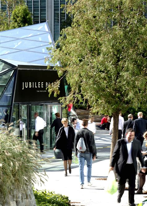 jubilee place extension canary wharf group