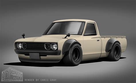What Is A Datsun by Datsun 620 With A Turbo 1uz Engine Depot