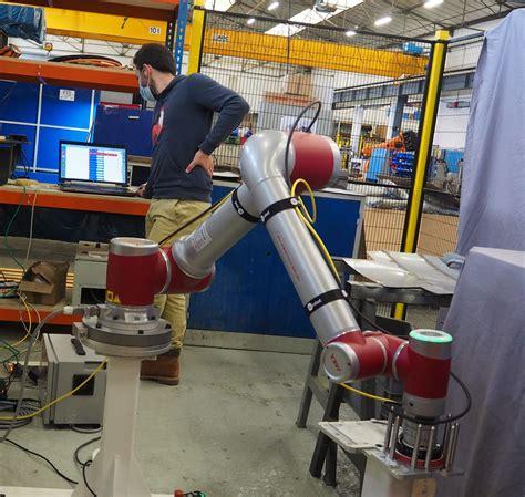 OnRobot sander + JAKA 12 : successful test | Cobots Solutions