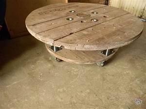 Leboncoin 80 : table basse touret bois 80 et 60 de diametre d coration nord make it industrial ~ Gottalentnigeria.com Avis de Voitures