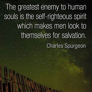 The greatest enemy to human souls - SermonQuotes