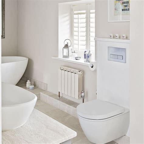 white painted bathroom decorating housetohomecouk