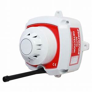 Wireless Smoke Detector To Add Auto Detection To Your Site