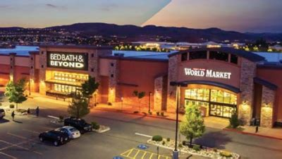Bed Bath And Beyond Reno by Rcg Ventures Acquires Sparks Crossing In Metro Reno For
