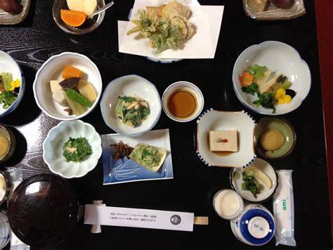shojin ryori japan cuisine japanese lunch hiroko shimbo venerable monastery
