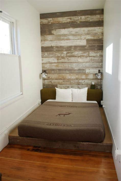 Sehr Kleines Schlafzimmer by Kleines Schlafzimmer Einrichten 80 Bilder Archzine Net