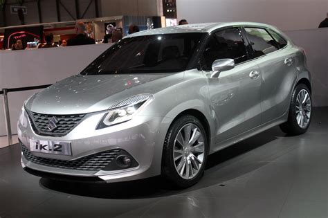 This Will Be Suzuki Baleno In 2017