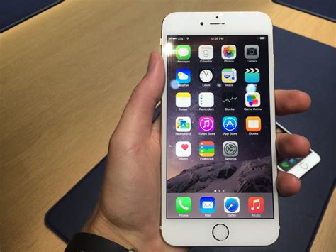 iphone 6 new features iphone 6 plus a look at specifications and features the