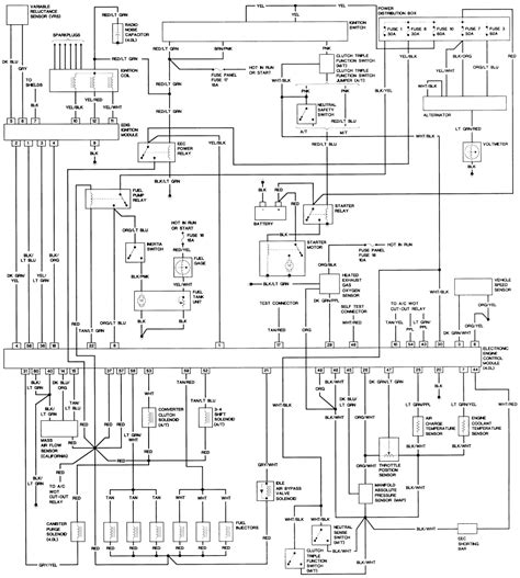 Ford Bronco Wiring Harnes Diagram by 2002 Ford Truck F53 6 8l Efi Sohc 10cyl Repair Guides