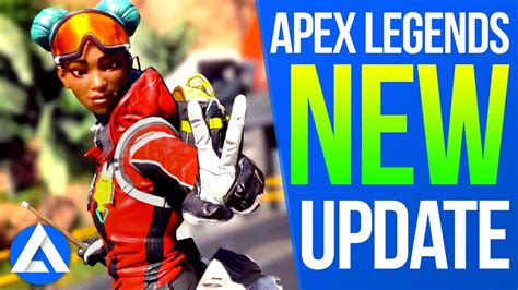 Apex Legends New Update #2 Patch Notes