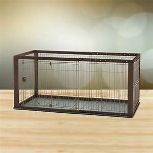 expandable pet crate large dog cat kennell orthopedic With expandable dog crate