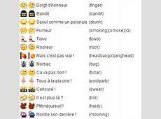 Bref , j'ai trouver tout les emoticones caché de skype