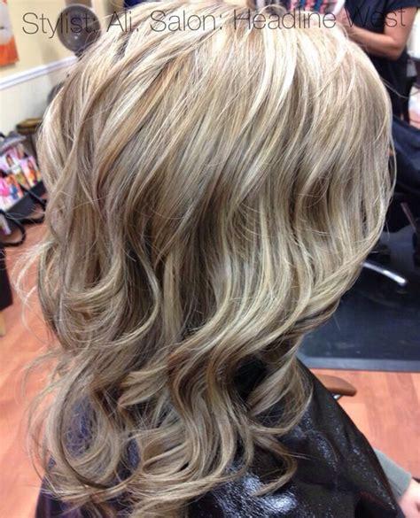 Information About Platinum Blonde Hair With Dark Blonde Lowlights