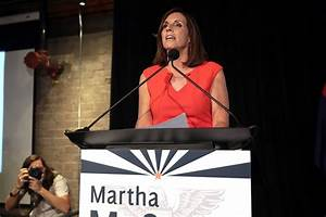 GOP Senate Candidate Martha McSally Whines Because She's ...