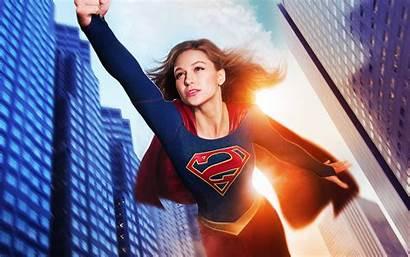 Supergirl Melissa Benoist Wallpapers 4k Superwoman Naked