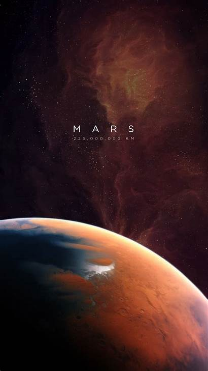 Mars Planet Wallpapers Planets Phone Resolution