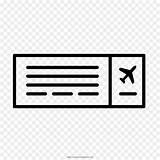 Ticket Coloring Drawing Airplane Airline Template Sketch sketch template