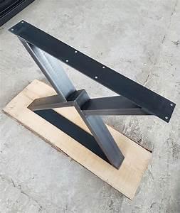 Selber Bauen Metall : tischbeine aus metall steel interior pinterest ~ Orissabook.com Haus und Dekorationen