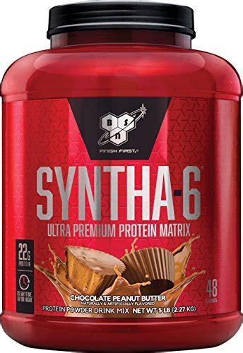 bsn syntha  whey protein powder micellar casein milk