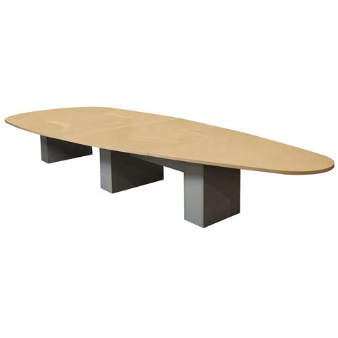 5 ft conference table laminate used 16 5ft conference table maple national