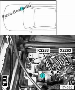 Fuse Box Diagram  U0026gt  Bmw X5  E53  2000