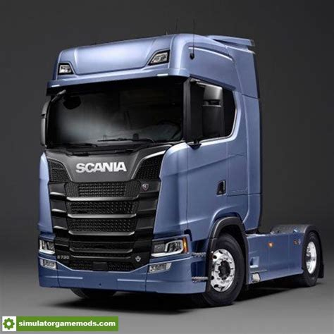 scania new generation ets2 more power for scania next generation v1 0 1 30 x